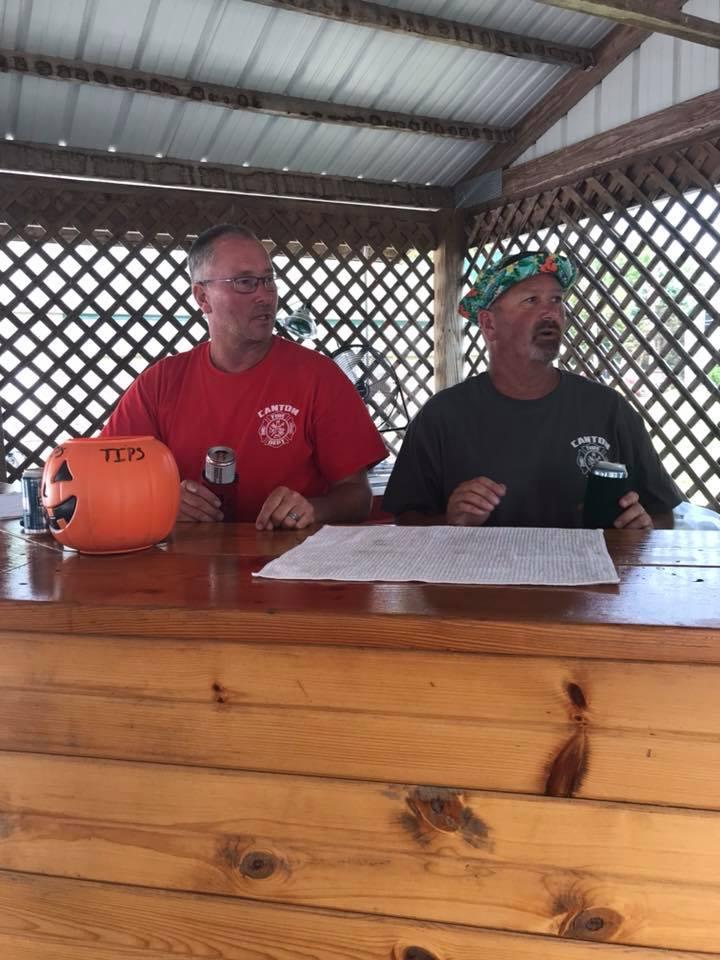 Canton Day Off - Boomer Backyard BBQ Contest - Bean Bag Tournament, Poker Run